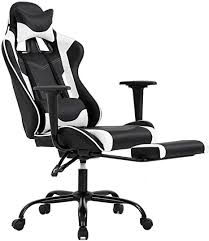 Gaming Chair with Footrest, Ergonomic Office Chair ... - Amazon.com
