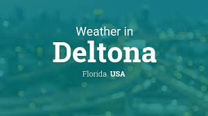 Weather for Deltona, Florida, USA
