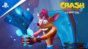 Crash Bandicoot 4: <b>It's About Time</b> - State of Play Trailer | PS4 ...