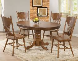 Oak Furniture Dining Room Soft Brown Oak Dining Table Oak Dining Room Table And Chairs