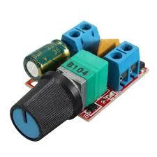 <b>DC Motor Speed</b> Controller <b>Speed</b> Switch Module 6v/<b>12v/24v</b>/28v 3a