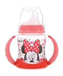 NUK <b>Disney Baby Learner</b> Cup Minnie Mouse 6+ Months 1 Cup 5 oz