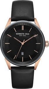 <b>Часы</b> наручные <b>мужские Kenneth</b> Cole, цвет: черный. KC50190004