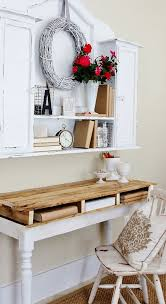 19 diy pallet desks a nice way to save money and to customize your home office diy home office desk recycled