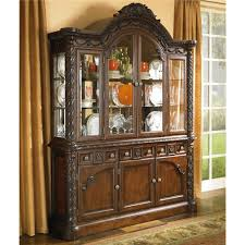 furniture t north shore: millennium north shore china cabinet with glass doors
