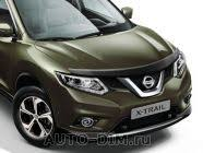 KE610-4C000, <b>KE6104C000</b>, <b>Дефлектор капота Nissan</b> T32 ...