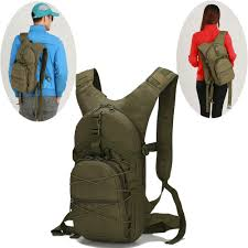Tactical Molle Backpack 15L 800D Oxford Military Hiking Bicycle ...