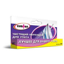 <b>Чистящий карандаш</b> для подошвы <b>утюга</b> Zumman IR 1