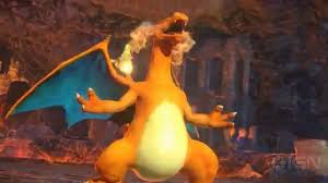 Image result for pokken tournament charizard