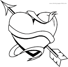 Small Picture valentines day coloring pages Cutest Valentines Day Coloring