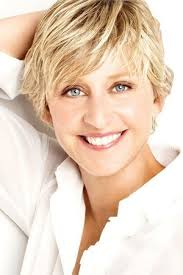 She began her career in a smoothie shop and at times even had to wear a Banana costume. Ellen DeGeneres was employed as a driver in a car wash. - Ellen-DeGeneres