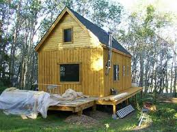 Small cabins  Tiny house plans and Cabin on PinterestGet Idea From Free Tiny House Plans  Small Cabin Plans Free