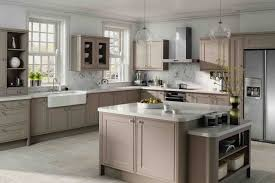 Gray And White Kitchen Designs 6 Alternatives To White Kitchen Cabinets