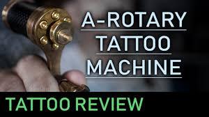 <b>A</b>-<b>Rotary Tattoo Machine</b> Review ( recensione ) - YouTube