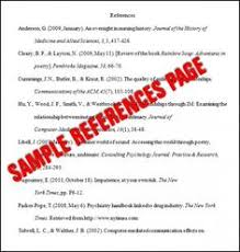 apa style paper and style on pinterest essay basics format a references page in apa style