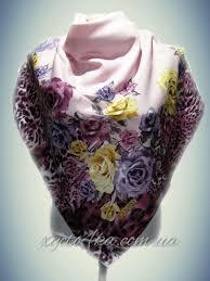 Платок кашемир <b>Алмира розовый</b>, цена 122 грн., купить в Ровно ...