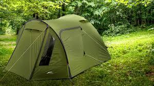 Обзор кемпинговой <b>палатки TREK PLANET Tampa</b> 4 ⋆ Hotlong.ru