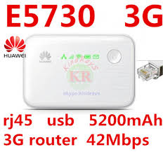 <b>unlocked Huawei E5730 3g</b> Mobile Pocket 3g WiFi Modem 3g wifi ...