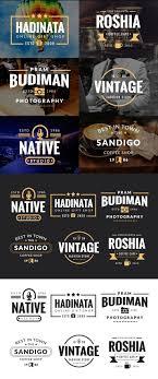 best ideas about logo design logo logo design 6 vintage style logo templates