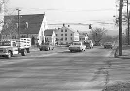 Image result for black and white streets of Albany