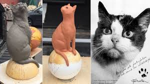 Hail Félicette! French <b>Space Cat</b> Memorial Beginning to Take Shape ...