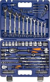 <b>Набор ручного инструмента Helfer</b> HF000015 (77 предметов ...