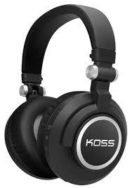Купить <b>Koss BT540i black</b> в Москве: цена наушников Косс BT540i ...