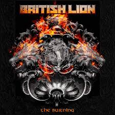 Album Review: <b>British Lion</b> Deliver Classic Hard Rock on The Burning