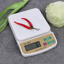 SF-400A Electronic Scale Kitchen Scale Baking Scale Food Called ...