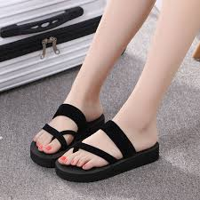 <b>2017 New</b> Summer Home Indoor Bubble Word Slippers Female ...