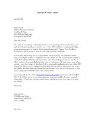 Cover Letter Sample For Nursing Job  cover letters  letter sample     Brefash assistant cover letter executive administrative assistant resume