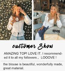 <b>Elegant Square Neck</b> Long Sleeve Lace Crochet <b>Blouse Shirt</b> ...