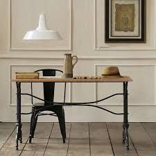 can be customized vintage american country to do the old wrought iron wood computer desk laptop desk dining table french american country wrought iron vintage desk