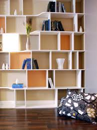 Wall Bookshelf Functional And Stylish Wall To Wall Shelves Hgtv