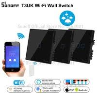 Wi-Fi Smart Wall Switches - <b>SONOFF</b> Official Store - AliExpress