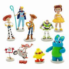 <b>7pcs</b>/<b>set Toy Story</b> 3 4 Buzz Lightyear Woody Jessie Rex Dinosaur ...