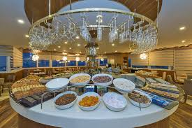 buffet bekdas hotel deluxe istanbul interior entrance