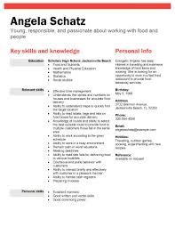 Resume For High School Student with No Work Experience   http     Resume Examples Resume With No Work Experience Sample   Imeth co resume  templates for college