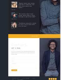 avada resume website template com avada resume demo 04
