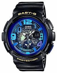 Наручные <b>часы CASIO BGA</b>-<b>190GL</b>-<b>1B</b> — купить по выгодной ...