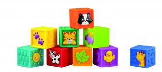 Развивающая игрушка <b>Little</b> Нero <b>Мягкие кубики</b> - Акушерство.Ru