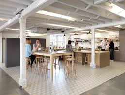 londons airbnb office design by threefold architects airbnb cool office design