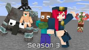 Monster School : Season 3 - <b>Minecraft Cartoon</b> Animation - YouTube