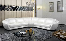 f luxury white gloss italian leather ikea sofa in modern apartment living room with black glass top oval coffee table on grey faux fur rugs 1951x1231 black leather sofa office