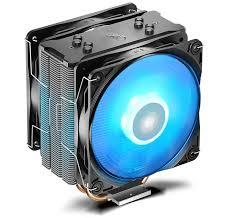 <b>Кулер DeepCool Gammaxx</b> 400 Pro с подсветкой относится к ...