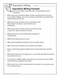 at the top writing ideas and behavior management on pinterest i would use these writing prompts to have students practice expository writing i would write