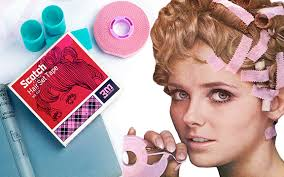 Where can I find the <b>vintage style hair</b> tape? - Bobby Pin Blog ...