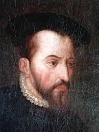 Antonio de Mendoza El español Antonio de Mendoza fue el primer virrey de Nueva España. Ejerció este cargo desde 1535 hasta 1550. Luego fue también virrey ... - antonio-mendoza-L-RyhO_v