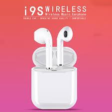 Wireless Headset <b>Bluetooth Earphones</b> i9s <b>tws</b> pk i12 <b>tws</b> Handsfree ...