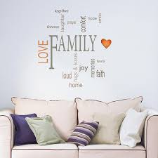 <b>Family Quotes Wall Decals</b> | Wayfair